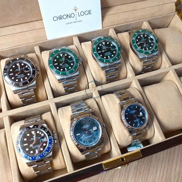 Chronologie, luxury watches, Rolex