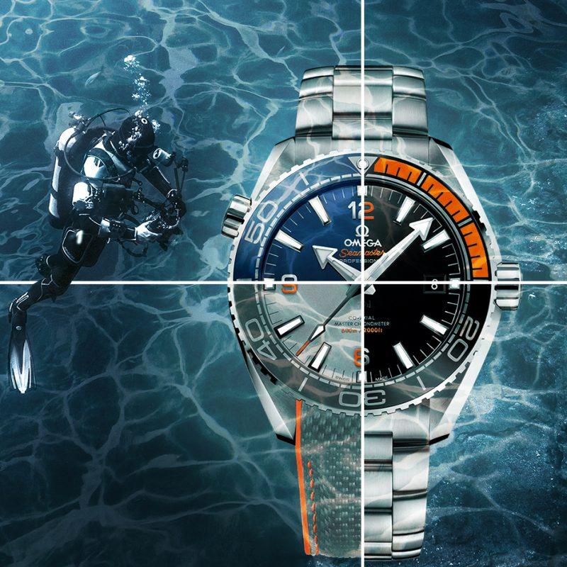 Omega home diver